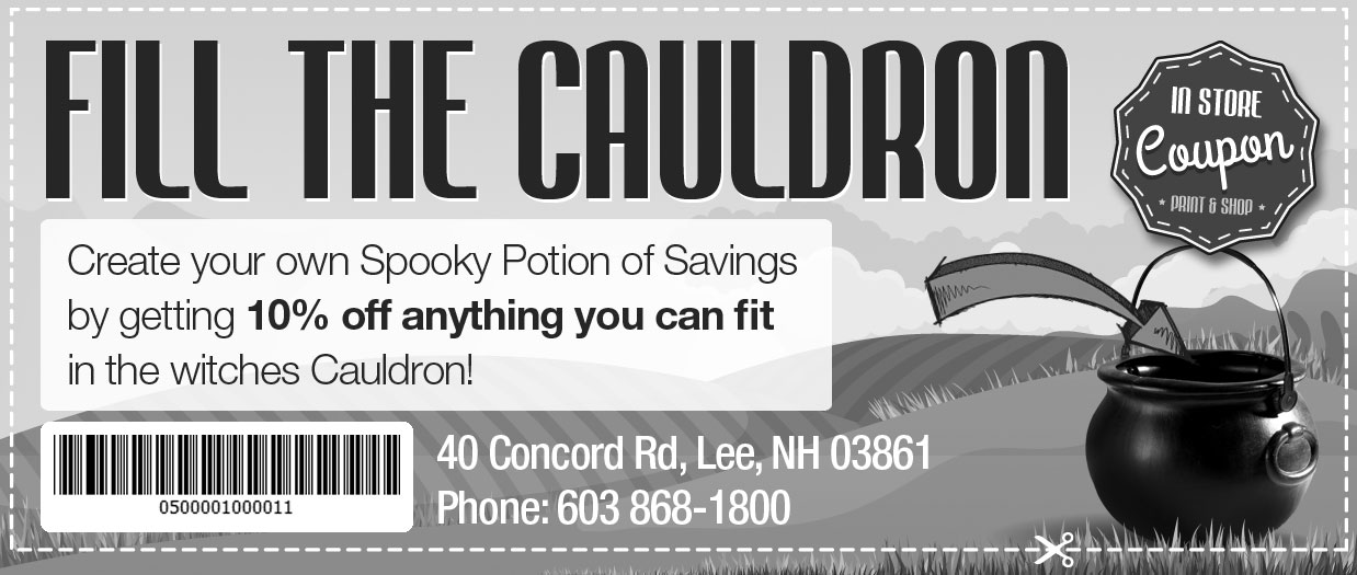 Friend Lee Pets October Cauldron Sale