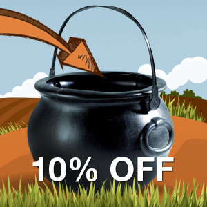 Friendly Pets Fill a Cauldron Sale!!!