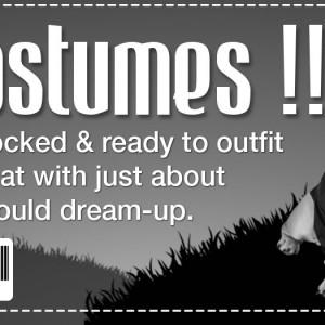 Halloween Pet Costumes!