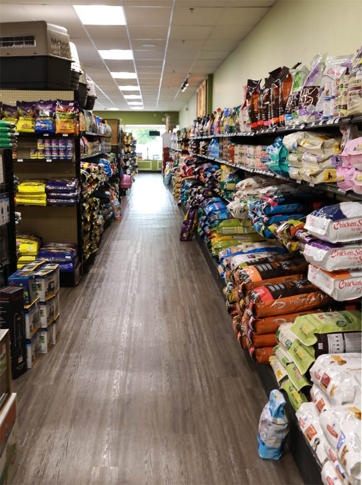 Exeter Pet Food Supplies | Friendly Pets | Pet Supply Stores